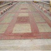 Installation de deux ponts bascules au Poste de péage et Pesage d'Ahozon
