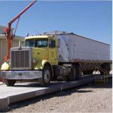 Balance à camion VTC221