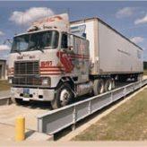 Pont bascule pour camions 7531